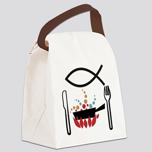 10x10_apparel Canvas Lunch Bag